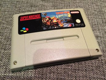 Supernintendo, SNES***Donkey Kong Country 3***