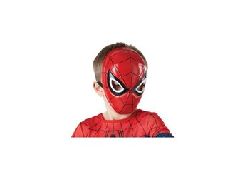 Spiderman Häftig Mask Spider Man Spindelmannen
