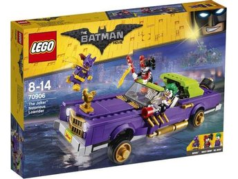 LEGO Batman Movie - Jokern Beryktad lowrider 70906