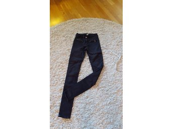 Jeans, stretch, VILA, svarta,stl.XS - Sollentuna - Jeans, stretch, VILA, svarta,stl.XS - Sollentuna