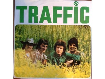 "Traffic 7"" singel Hole In My Shoe / Smiling Phases"