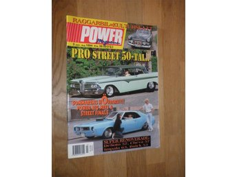 POWER Magazine Nr 3 - 1994 - Norsjö - POWER Magazine Nr 3 - 1994 - Norsjö