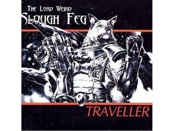 THE LORD WEIRD SLOUGH FEG-Traveller-Ny Cd 2003-Heavy Metal!