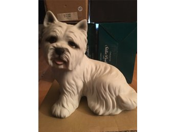 Stilia figurin Westie West Highland White Terrier