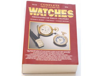 Watches Complete guide 2016