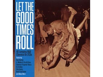 Let The Good Times Roll/40 Jumping R&B Classics (2 CD)