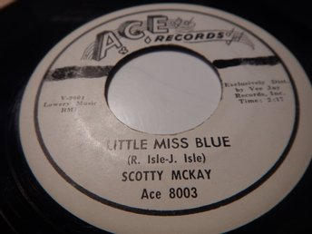 Scotty McKay- Little miss blue  --US orginal !!!