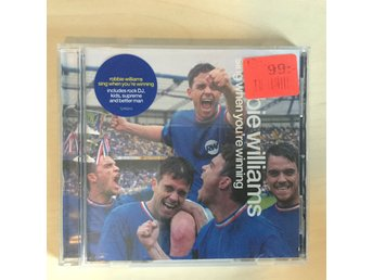Robbie Williams Sing When You're Winning CD