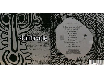Skintrade, Roach powder (CD)