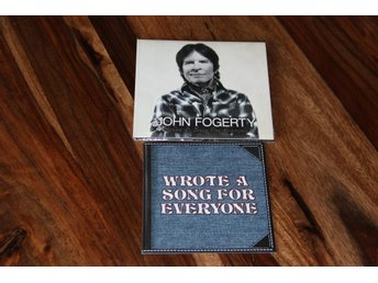John Fogerty ‎– Wrote A Song For Everyone