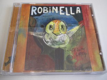 ROBINELLA – Solace for the lonely – FRI FRAKT – rock