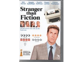 Stranger than Fiction. Will Ferrell, Dustin Hoffman