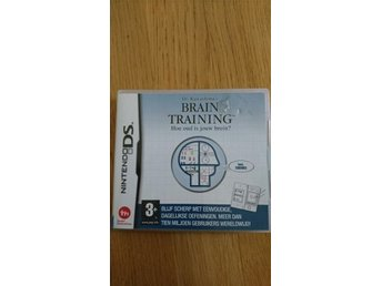 Brain Training  - Nintendo DS