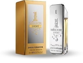 Paco Rabanne  Lady Million Lucky  5ml Eau De Toilette