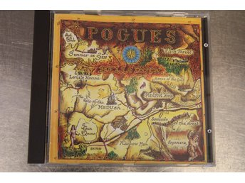 The Pogues Hell´s Ditch CD