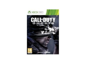 SPEL XBOX 360 XBOX360 - Call Of Duty Ghosts