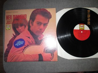 NEIL DIAMOND-just for you LP  US.BANG 217  GREAT