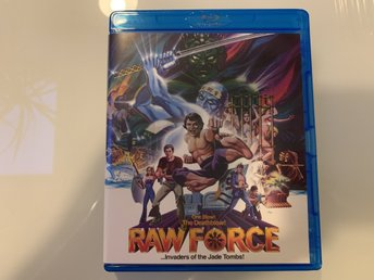 Raw Force (Vinegar Syndrome, US Import, Regionsfri)