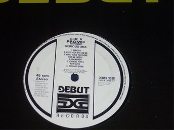 "MIRAGE - SERIOUS MIX 12"" PROMO"
