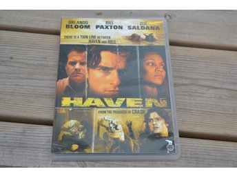 Haven DVD 2006 Svensk Text Fint Skick
