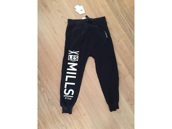 Reebok LES MILLS French Terry pant stl S