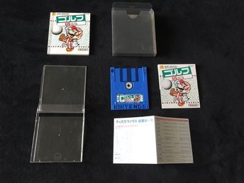 Golf US Course Famicom Disk System *jap*