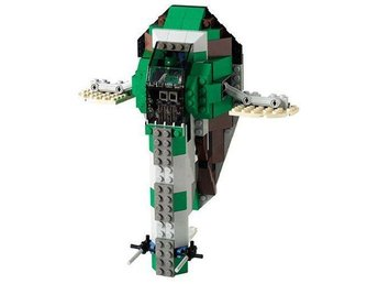 LEGO  Star Wars Slave 1, set 7144 Boba Fett