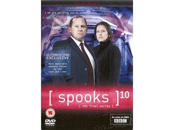 Spooks / MI-5 – Säsong 10 – 2011 – Peter Firth, Nicola Walker - Malmö - Spooks / MI-5 – Säsong 10 – 2011 – Peter Firth, Nicola Walker - Malmö