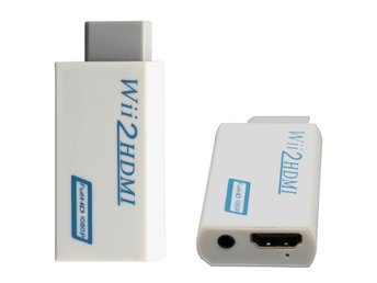 Wii till Hdmi adapter Full HD 1080P