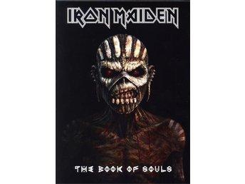 IRON MAIDEN - THE BOOK OF SOULS (HARDBOUND BOOK LIMITED EDITION)(NY)(INPLASTAD) - Trollhättan - IRON MAIDEN - THE BOOK OF SOULS (HARDBOUND BOOK LIMITED EDITION)(NY)(INPLASTAD) - Trollhättan