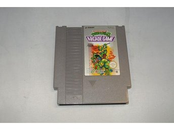 Turtles the Arcade Game till NES