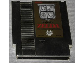 Nintendo 8-bit/NES: The Legend of Zelda (NOE)