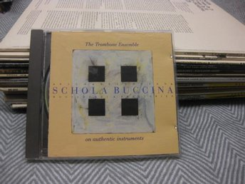 The Trombone Ensemble-Schola  Buccina
