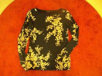 Jackpot långärmad T-shirt med japaninspirerat blommönster M - örebro - Jackpot långärmad T-shirt med japaninspirerat blommönster M - örebro