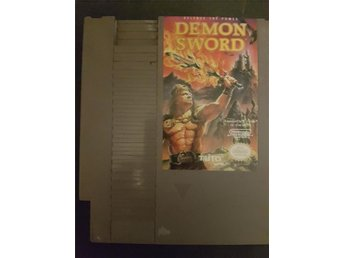 Demon Sword - NES - USA