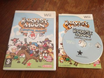 Harvest Moon Magical Melody - Nintendo Wii