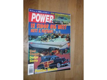 POWER Magazine Nr 4 - 1999 - Norsjö - POWER Magazine Nr 4 - 1999 - Norsjö