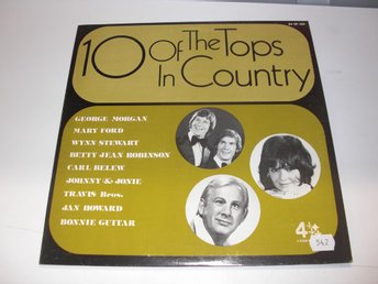 10 of the tops in Country