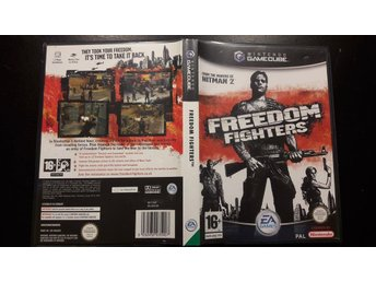 Freedom Fighters Nintendo Gamecube