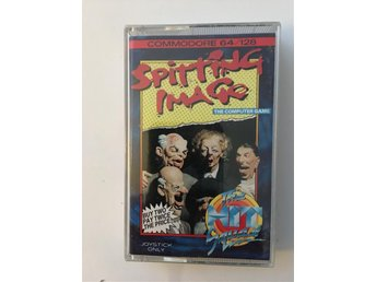 Spitting image Commodore 64  128 spel