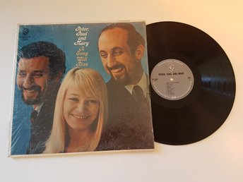 Peter, Paul And Mary - A Song Will Rise US-65