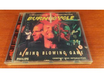 Burn Cycle - Komplett - CDI / CD-I