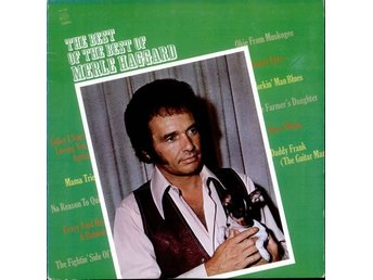 LP The best of the best of Merle Haggard