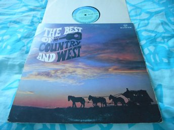 The Best Of Country and West (LP)