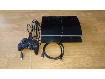 Javascript är inaktiverat. - örebro - PlayStation 3 PS3 60GB Basenhet med tillbehör. Firmware 3.41. Skickas med Posten paket 167 kr, DHL 129 kr. - örebro