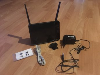 Asus 4G-N12 4G LTE Modem Router