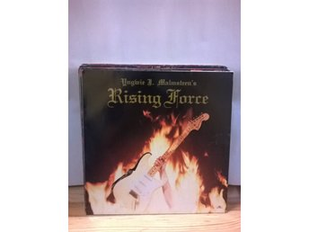 Yngwie J. Malmsteen - Rising Force, LP
