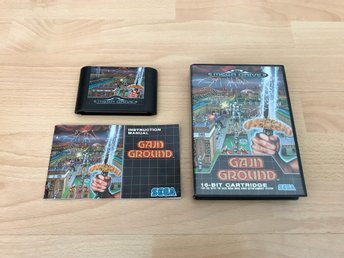 Gain Ground CIB - Sega Mega Drive