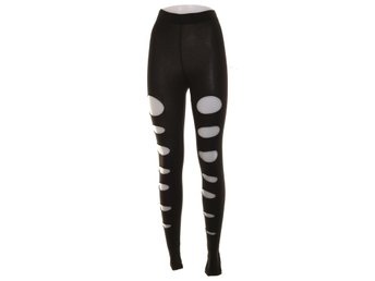 JC, Leggings, Strl: XS, Svart