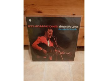 "Bill Haley & The Comets ""Rock Around The Country"" Vinyl 33"